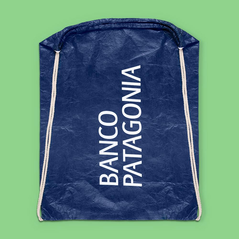 Mochila Banco Patagonia en Tyvek®