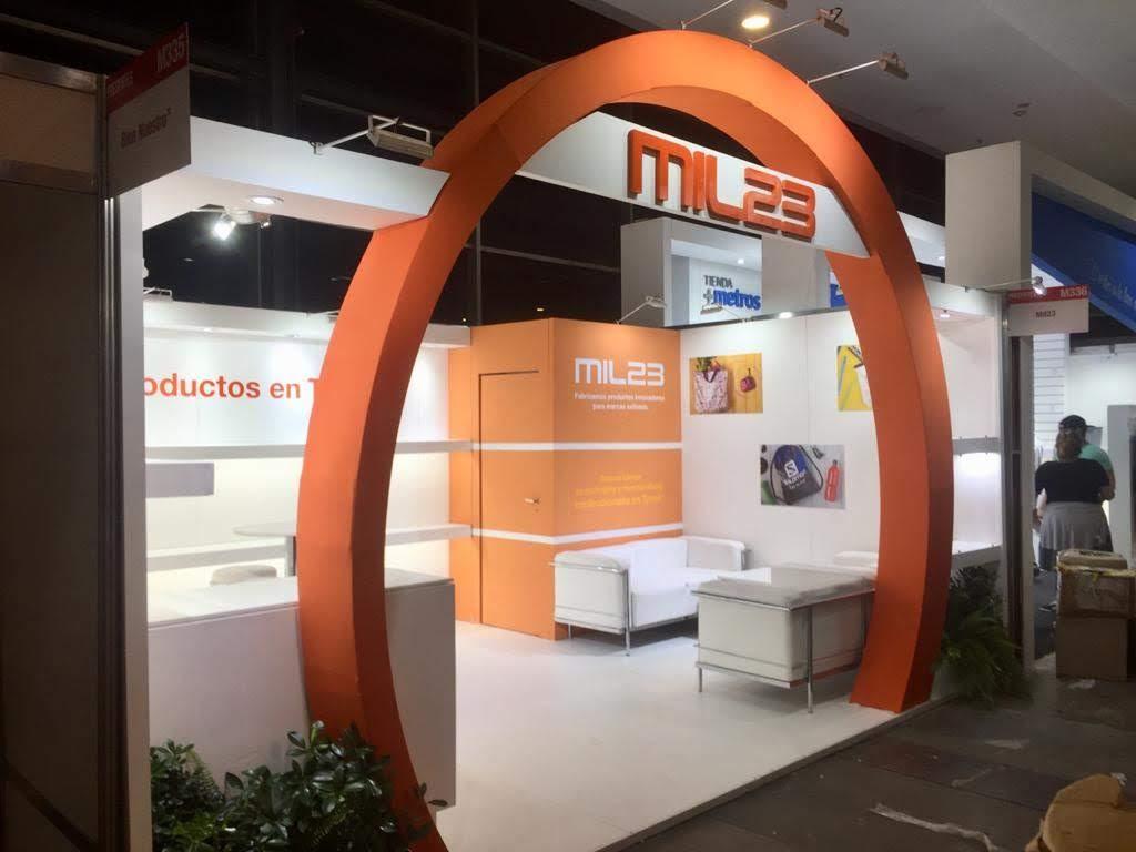 Mil23 en Expo Presentes